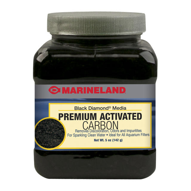 Improve your aquarium's water quality by checking out our filter media selection. For sparkling clean water try our Black Diamond aquarium carbon.