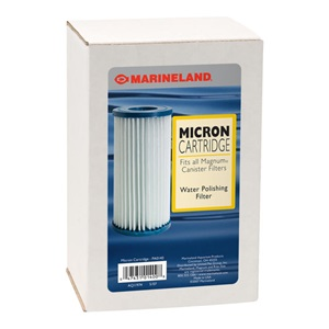 We offer a wide array of replacement filter media and aquarium foam for HOT Magnum Canister Filters.