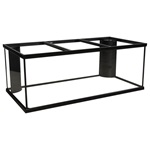 Deep Dimension Corner-Flo™ Glass Aquariums