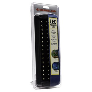 Get more from your aquarium lighting systems. We have freshwater aquarium LED lights perfect for small tanks.