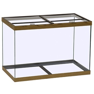 We carry aquarium tops and glass aquarium canopies to protect and lighten your tank.