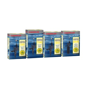 Penguin saltwater aquarium powerheads deliver superior and consistent flow.