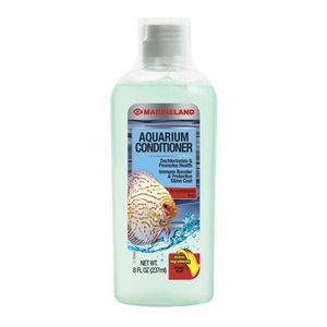 Aquarium Conditioner; make tap water safe for your fish tank