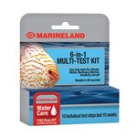 6 in 1 Multi Test Kit