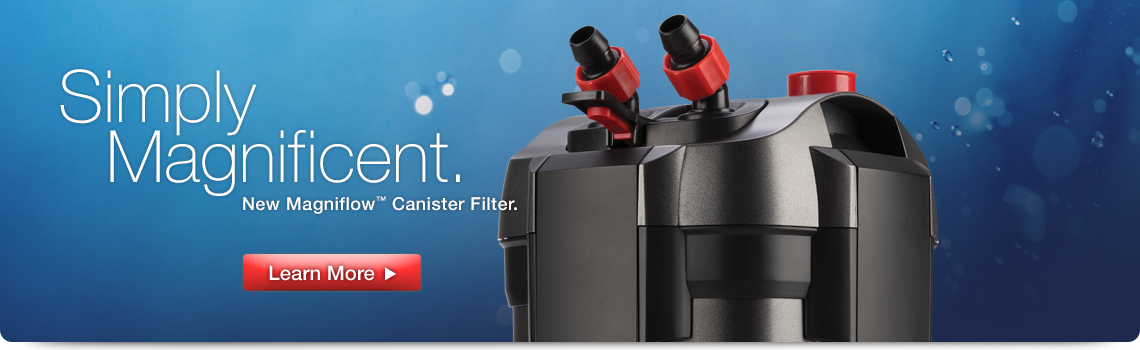 Magniflow Canister Filters by Marineland