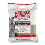 Just for Cats - Intense Defense Odor Control Clumping Cat Litter