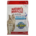 Multi Cat Lightweight Clumping Cat Litter
