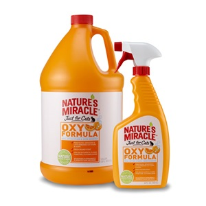 Oxy Cat Urine Stain Odor In Carpet Remover Nature S Miracle