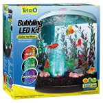 Bubbling LED Kit Half Moon - 3 gallon