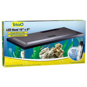 Our LED aquarium hood lights are energy efficient, saving you money!