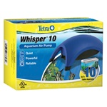 Whisper® Aquarium Air Pumps