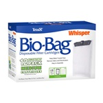 Whisper® Unassembled BioBag Filter Cartridges