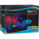 GloFish® Aquarium Kit - Crescent 3 & 5 Gallon