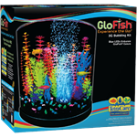 GloFish® Aquarium Kit - Half-Moon 3 Gallon