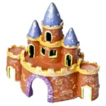 GloFish® Ornaments - Castle Small