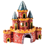 GloFish® Ornaments - Castle Large