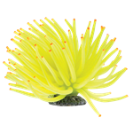 GloFish® Ornaments - Yellow Anemone