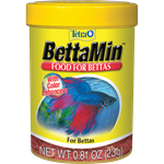 BettaMin Betta Fish Flakes