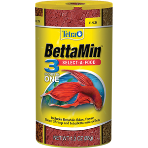 BettaMin™ Select-A-Food