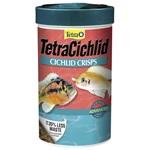 TetraCichlid Fish Food Crisps