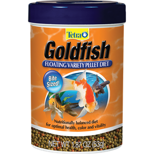 Goldfish Floating Variety Pellets