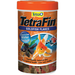 TetraFin Goldfish Food Flakes