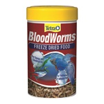 Freeze Dried Bloodworms Fish Treats