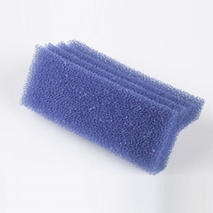 Tetra has a huge selection of Whisper® filter parts, like the SecondNature Trickle Sponge for the Whisper® 3000 and 4000 filters.