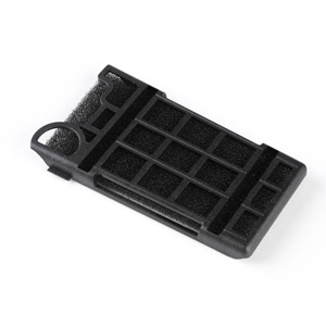 Visit Tetra's Whisper® filter parts section for your aquarium needs including this Bio-Foam® and grid for Whisper® 10i.