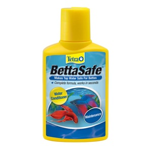 bettasafe water conditioner for betta fish tetra aquarium
