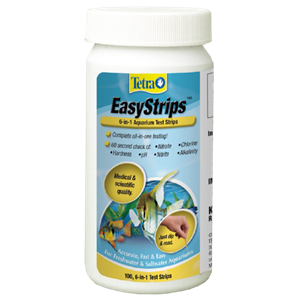 EasyStrips™6-in-1 Aquarium Test Strips