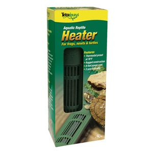 Tetrafauna reptile heater and protective cover