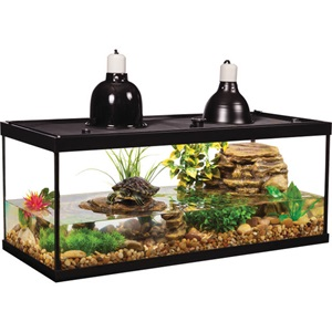 Petco turtle tank kit for 55 gallon fish tank petco