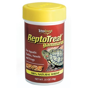 Tetrafauna ReptoTreat Gammarus turtle and frog treats