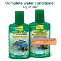 Tetrafauna AquaSafe – The complete water conditioner.