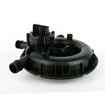 Pressure Filter Lid With Back Flush Cover