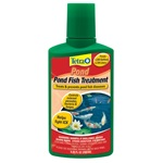 Pond Fish Treatment